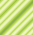 Seamless diagonal pattern green eco colors vector image