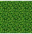 Leaves seamless texture background vector image vector image
