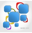 modern object design eps10 vector image vector image