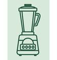 Home appliances design vector image vector image