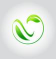 medicine pharmacy logo vector image vector image