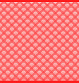 classic japanese squama seamless pattern vector image
