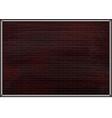 dark red brick wall vector image
