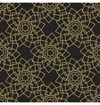 Ornamental islamic seamless pattern vector image