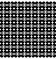black and white texture pattern background vector image vector image