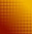 Brown Yellow Wallpaper Seamless Pattern vector image