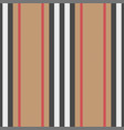 striped fashion seamless pattern vector image