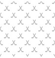 two crossed hockey sticks pattern seamless vector image