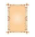 border frame 0014 col vector image