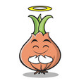 innocent onion character cartoon collection vector image vector image