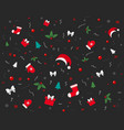 new year festive background vector image vector image