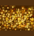 background design with bright yellow light vector image vector image