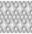 Design seamless diamond geometric pattern vector image vector image