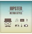 149hipster2 vector image vector image