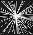 abstract rays of light and background vector image