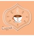Arabic coffee vector image vector image