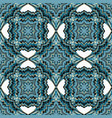 beautiful seamless pattern vintage decorative vector image vector image
