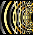 fractal background with metal vector image