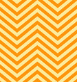Background of Yellow and Orange V Shape Patterns vector image vector image