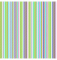 green abstract striped mulicolor seamless pattern vector image vector image