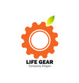 life gear for company vector image vector image