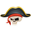 pirate skull head