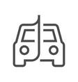 Car film wrap icon