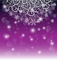 New Year Eve Christmas background The curtain of vector image
