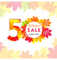 thanks giving wreath 50 vector image vector image