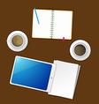 work vector image vector image