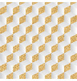 abstract background with gold dust and shadows vector image vector image