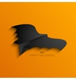 modern halloween background vector image vector image