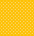 polka seamlesspaper art dot pattern vector image vector image