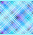 seamless plaid background image in vector image vector image