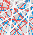 3D Web with Shadows Abstract Background EPS10 vector image