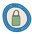 bag design vector image