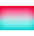 Pink Sky Blue Gradient Background vector image vector image