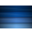 background blue stripe reflect vector image vector image