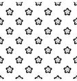 Frangipani flower pattern simple style vector image