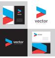 logo design element 07 vector image vector image
