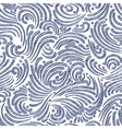 Seamless doodle background vector image vector image
