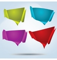 Abstract bubbles for speech EPS 8 vector image vector image