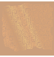 handdrawnpattern1 vector image vector image