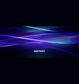 abstract background with horizontal lines vector image