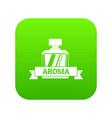 aroma icon green
