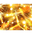 Luxurious Christmas Background vector image