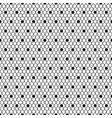 Seamless pattern black dotted veil black mesh vector image
