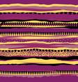 striped fashion print design grunge stripes vector image