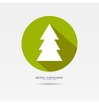 Tree Christmas vector image vector image