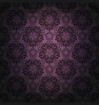 violet seamless lace vector image vector image